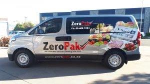 ZeroPak Van