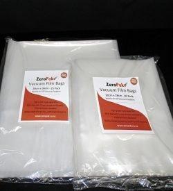 zeropak 20cm + 28cm bags