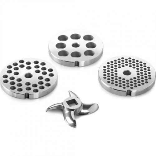 Tre-Spade-TC-22-Elegant-Plus-Meat-Mincer-6mm-Plate-image1