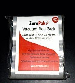 Zeropak 12cm salami rolls