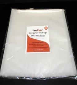 zeropak 28cm x 36cm vacuum sealer bags