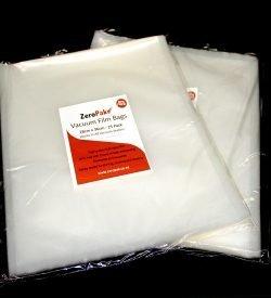 zeropak 28cm x 36cm bags 2 packs