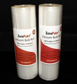 zeropak 28cm bulk rolls