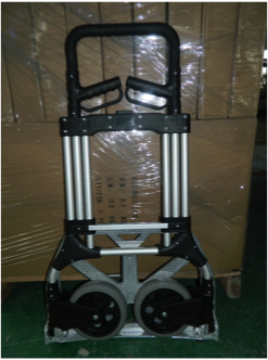 ZeroPak Hand Trolley Folded