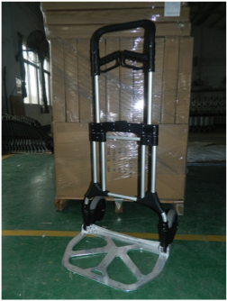 ZeroPak Hand Trolley Open