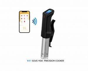 ZeroPak Inkbird wifi sous vide cooker plus app