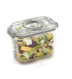 ZeroPak 0.8 Litre Tritan Container Salad Mix